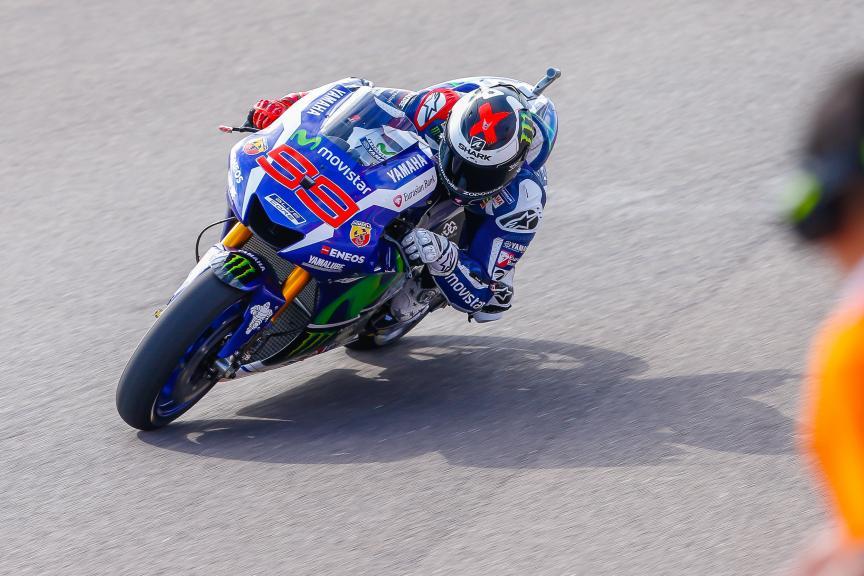 Jorge Lorenzo, Movistar Yamaha MotoGP, MotoGP, Gran Premio Motul de la República Argentina