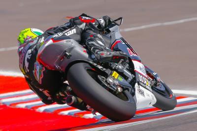 Zarco se impone en la FP1 de Moto2™