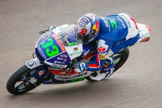 The Beast awakens in Argentina as Bastianini tops Moto3™