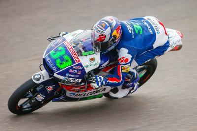 Avantage Bastianini en Moto3™