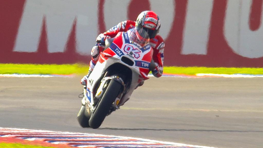 Andrea Dovizioso, Ducati Team, MotoGP, Gran Premio Motul de la República Argentina