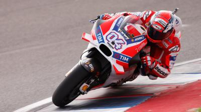 "Dovizioso: ""It's not going to be easy"""