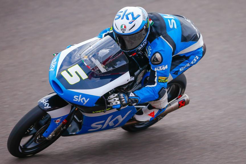 Romano Fenati, Sky Racing Team Vr46, Gran Premio Motul de la República Argentina