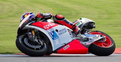 Bradl: Bester Tag mit der neuen RS-GP