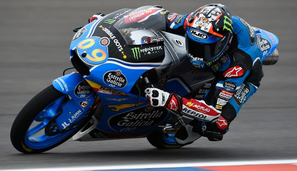 Jorge Navarro, Estrella Galicia 0,0, Gran Premio Motul de la República Argentina