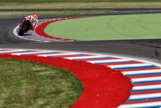 Rapid Free Practice 3 sees Marquez back in charge