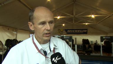 "Goubert: ""It's a safety measure"""
