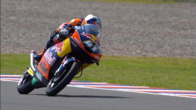 Free Video: Binder's pole-winning lap