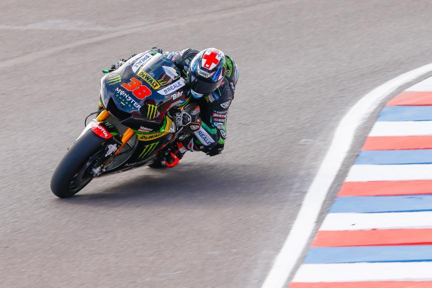 Bradley Smith, Monster Yamaha Tech 3,Gran Premio Motul de la República Argentina