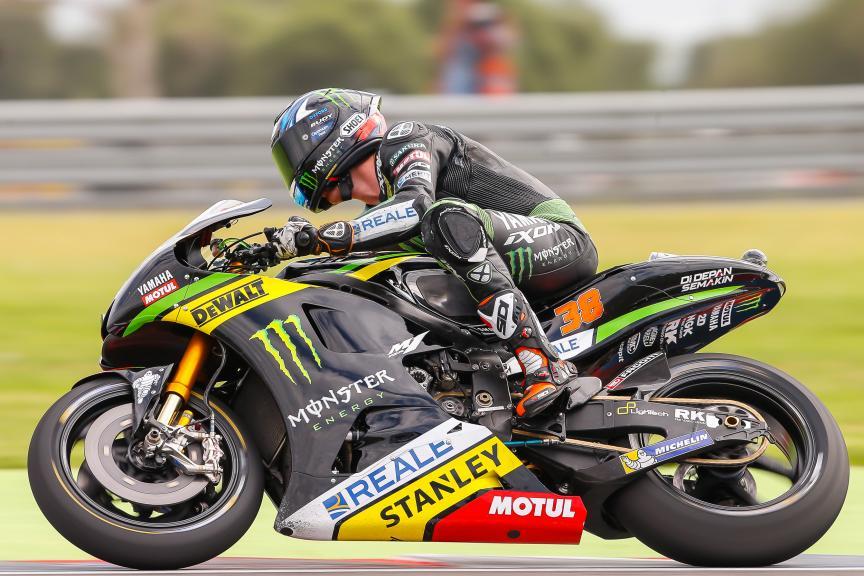 Bradley Smith, Monster Yamaha Tech 3, MotoGP, Gran Premio de la República Argentina