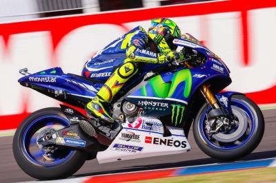 Rossi: Marc schneller, aber bin nicht schlecht