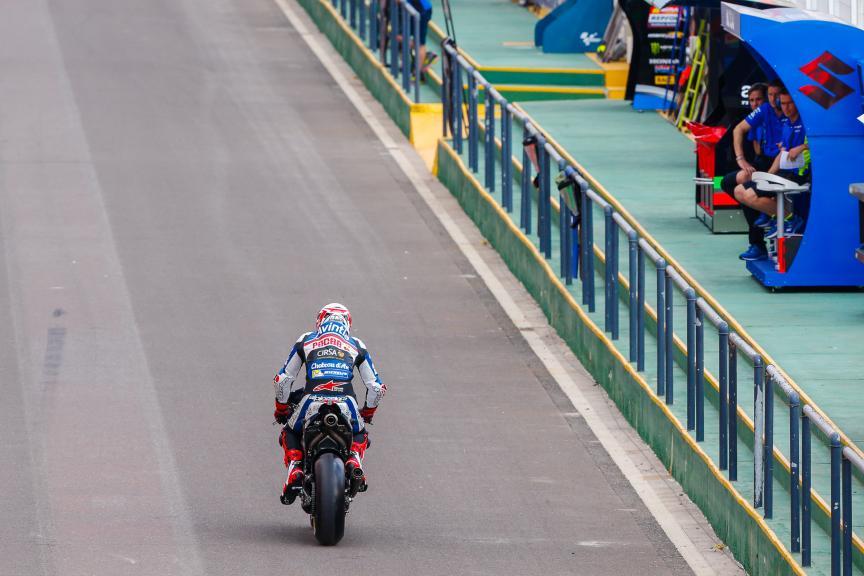 Loris Baz, Avintia Racing, Gran Premio Motul de la República Argentina