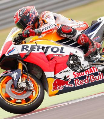 """Pedrosa: """"There was more traction"""""""