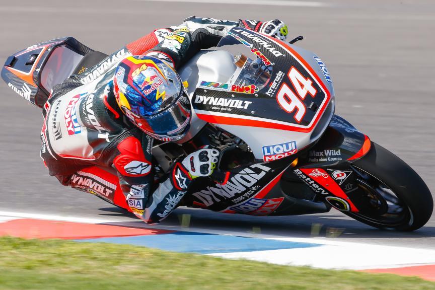 Jonas Folger, Dynavolt Intact GP, Moto2, Gran Premio de la República Argentina
