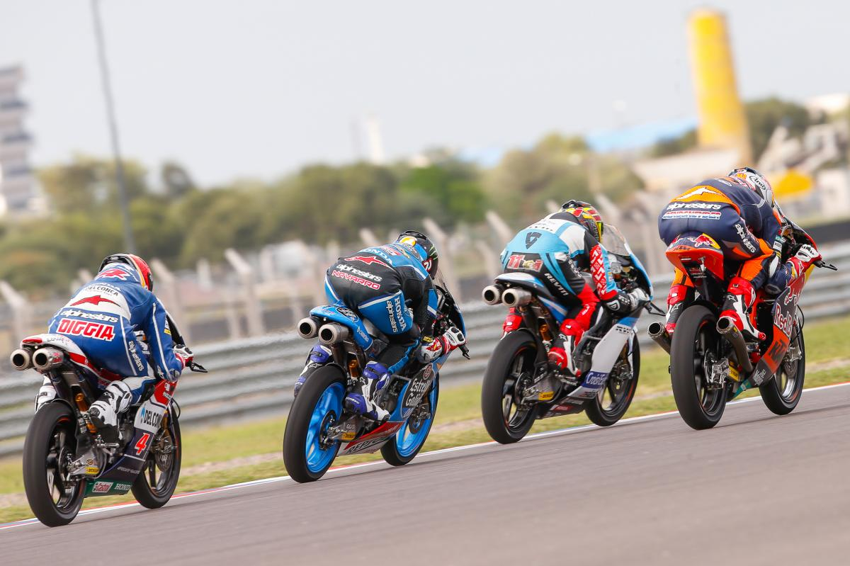 A guide to the #Argentina Moto3™ race