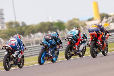 Moto3™ en Argentina: Guía de carrera