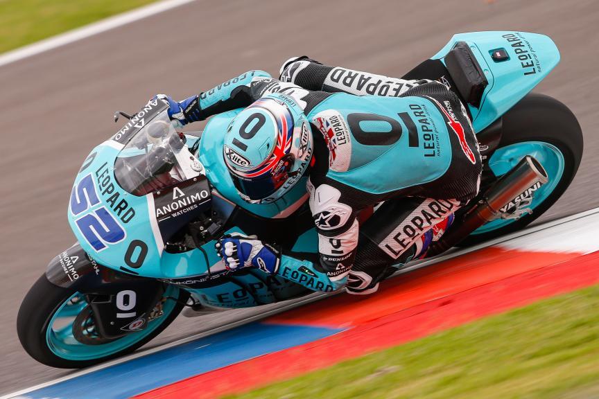 Danny Kent, Leopard Racing, Gran Premio Motul de la República