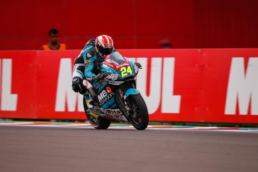 Simone Corsi, Speed Up Racing, Gran Premio Motul de la República