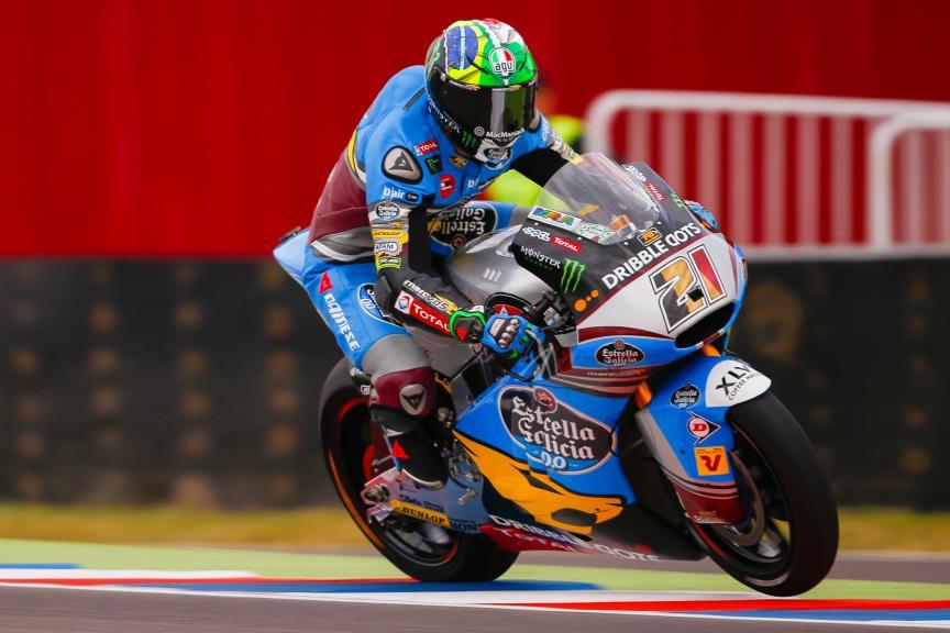 Franco Morbidelli, Estrella Galicia 0,0 Marc VDS, Gran Premio Motul de la República