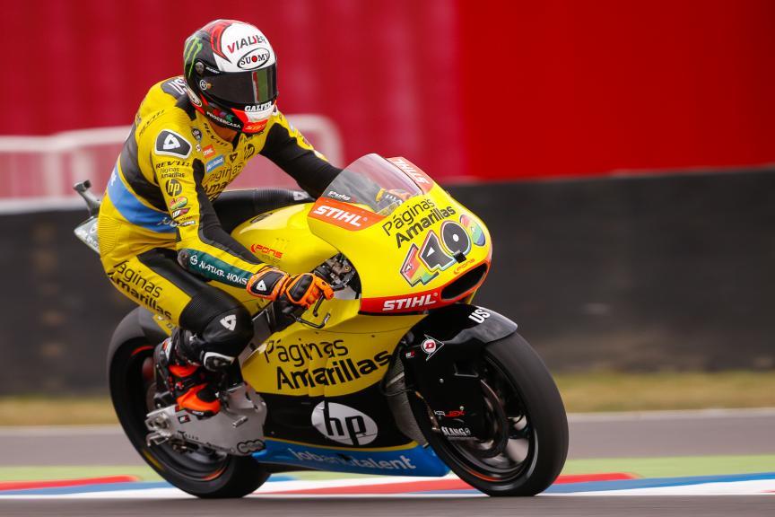 Alex Rins, Paginas Amarillas HP 40, Gran Premio Motul de la República