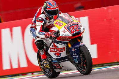 Moto2™ race guide for the #ArgentinaGP