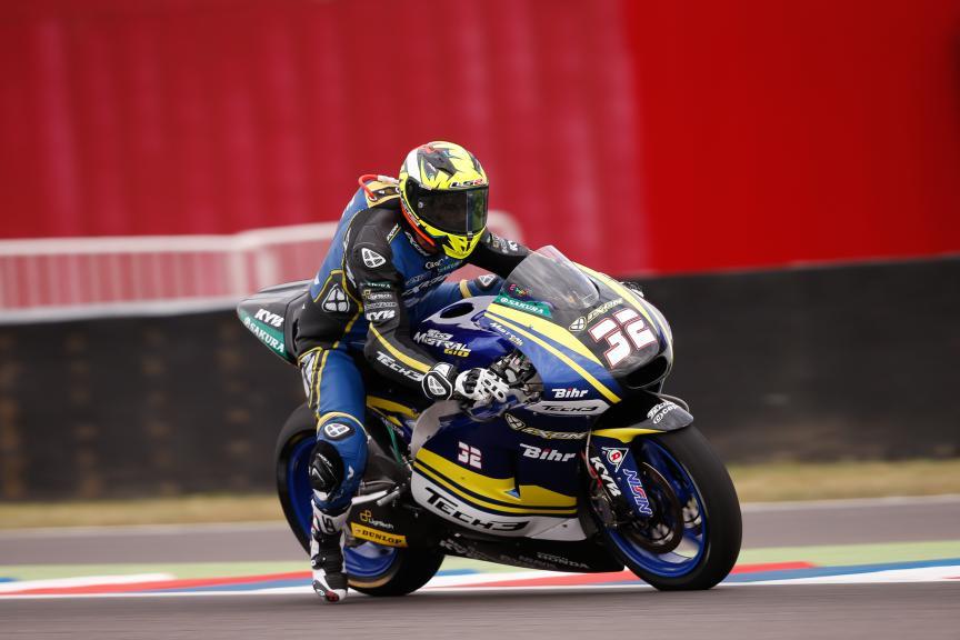 Isaac Viñales, Tech 3 Racing, Gran Premio Motul de la República