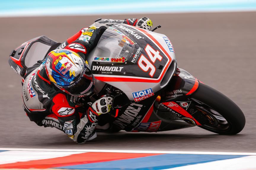 Jonas Folge, Dynavolt Intact GP, Gran Premio Motul de la República