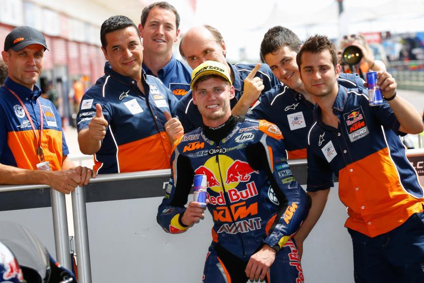 Brad Binder, Red Bull KTM Ajo, Moto3, Gran Premio de la República Argentina