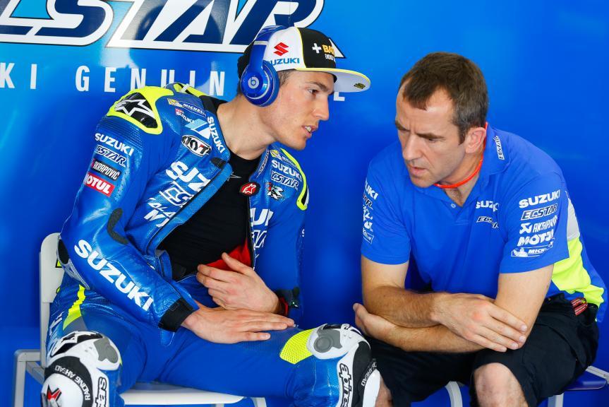 Aleix Espargaro, Team SUZUKI ECSTAR,  Gran Premio Motul de la República Argentina
