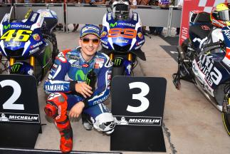 "Lorenzo: ""Let's see what happens'"