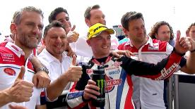 Sam Lowes claimed his fourth Moto2™ pole position at the Argentina GP ahead of Johan Zarco and Jonas Folger.
