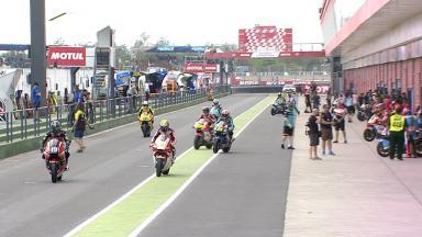 #ArgentinaGP Moto2™ 3. Freies Training