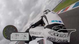 Experience a lap of the Termas de Río Hondo Circuit with motogp.com's Dylan Gray.