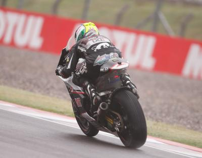 Zarco takes charge in Moto2™ Warm Up