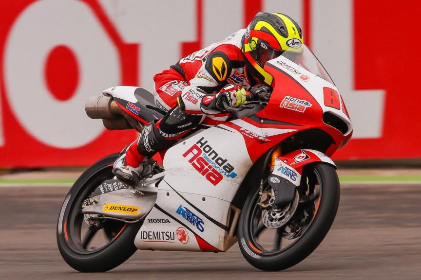 Khairul Idham Pawi, Honda Team Asia, Moto3, Gran Premio Motul de la República Argentina