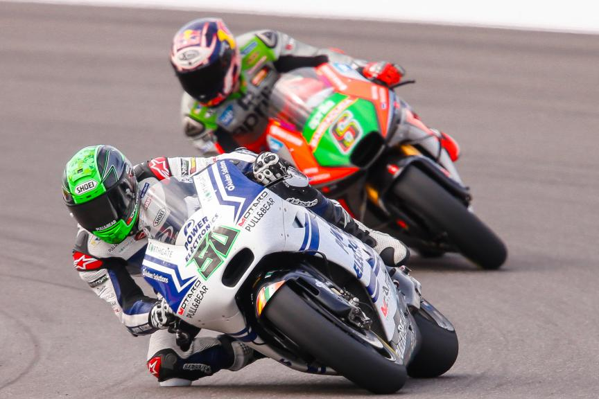 Eugene Laverty, Aspar Team MotoGP, Gran Premio Motul de la República Argentina