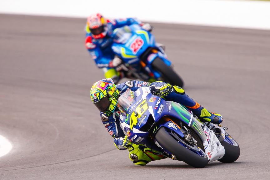 Valentino Rossi Movistar Yamaha MotoGP, Maverick Viñales Team SUZUKI ECSTAR, Gran Premio Motul de la República Argentina