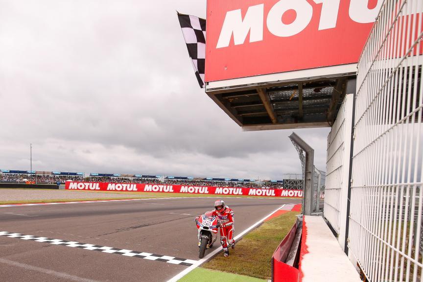 Andrea Dovizioso  Ducati Team, Gran Premio Motul de la República Argentina