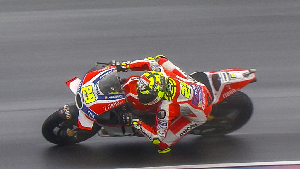 Andrea Iannone, Ducati Team, Gran Premio Motul de la República Argentina