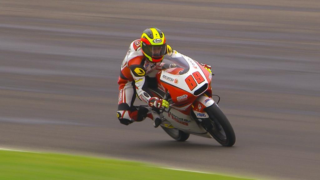 Khairul Idham Pawi, Honda Team Asia, Gran Premio Motul de la República Argentina