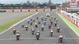 The full race session of the Moto2™ World Championship at the Argentina GP.