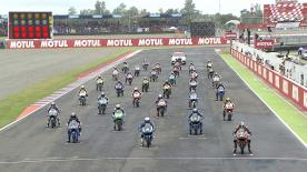 The full race session of the Moto3™ World Championship at the Argentina GP.