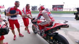 The full Warm Up session for the MotoGP™ World Championship at the Argentina GP.