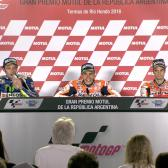 #ArgentinaGP: Conferencia de prensa post carrera