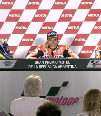 Post-Race Press conference: #ArgentinaGP