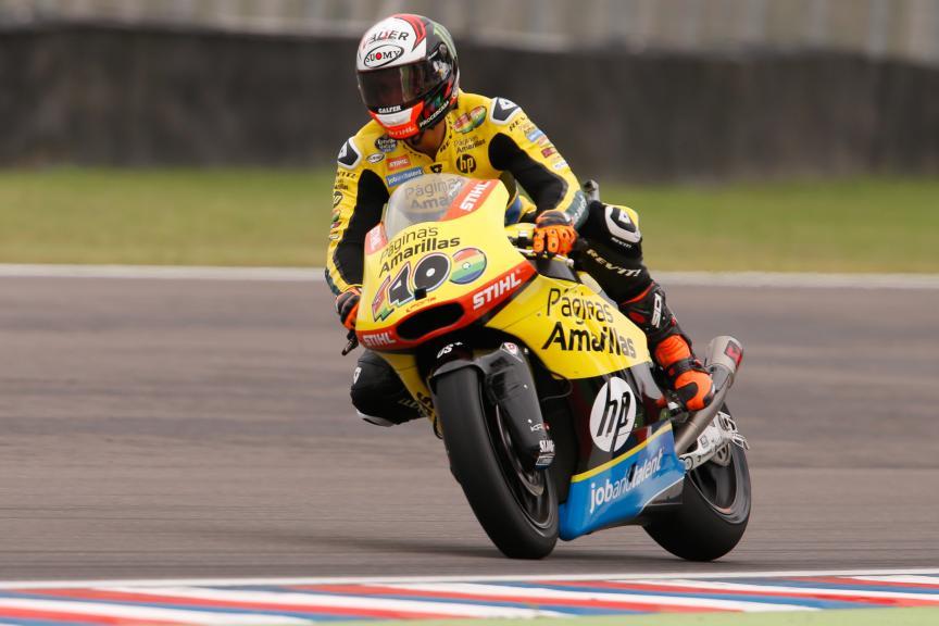 Alex Rins, Paginas Amarillas HP 40, Gran Premio Motul de la República Argentina