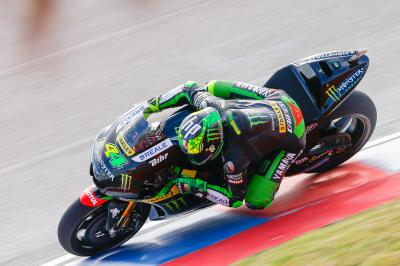 "Espargaro: ""We have to work a lot in the following days'"