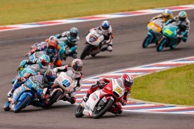 Il Campionato del Mondo Moto3™ arriva negli Stati Uniti