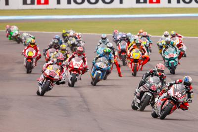 Moto2™ looks for title favourite in America