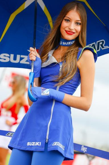 Paddock Girls Gran Premio Motul de la República Argentina